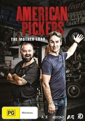 The American Pickers - Mother Load (DVD, 2018) R4