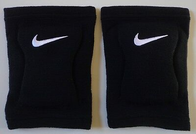 Nike Streak Volleyball Knee Pad Black/White Mens Womens Size M/L