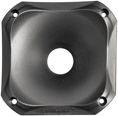 "Audiopipe APH4545H High Frequency Plastic Horn 2.3""H x 4.5""W x 5""D"