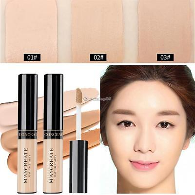 New Fashion Women Cosmetic Professional Face Liquid Makeup Concealer C1MY