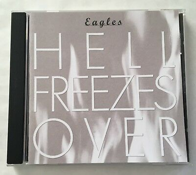 The Eagles - Hell Freezes Over CD Geffen Recs