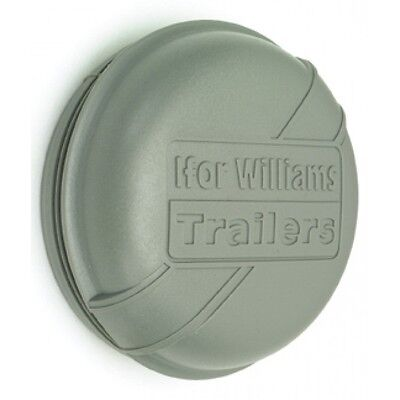 4 x Genuine Ifor Williams Grease/Hub Caps ** Free P & P **