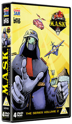 MASK: The Series - Volume 2 DVD (2009)