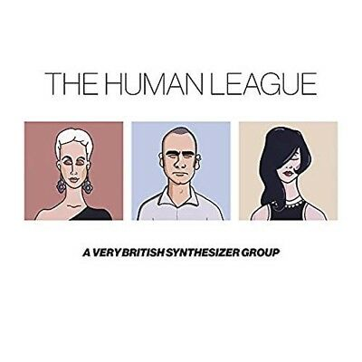 HUMAN LEAGUE Anthology A Very British Synthesizer 2CD BRAND NEW