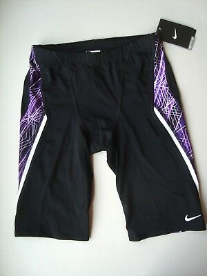 5d4c2894cc NIKE Purple Performance EPIC LIGHTS Jammer Men's $54.00 Swimsuit NWT Size 32