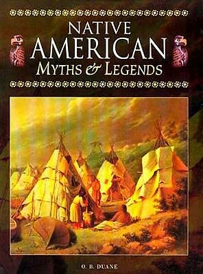 "NEW Native American Myths Legends Iroquois Algonquian ""Origin of Three Races"""