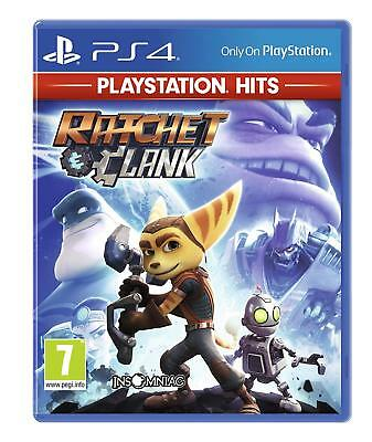 Ratchet and Clank (PS4) BRAND NEW SEALED PLAYSTATION HITS