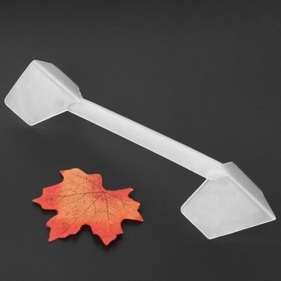 White Drywall Corner Scraper Finisher Cleaning Stucco Removal Builder Tool