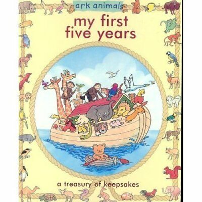 My First Five Years Photo Memory Journal,Robert Frederick