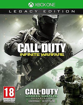 Call of Duty: Infinite Warfare Legacy Edition (XBOX ONE) BRAND NEW SEALED