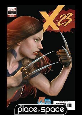 Sdcc 2018 X-23, Vol. 4 #1 San Diego Exclusive Variant (Wk30)