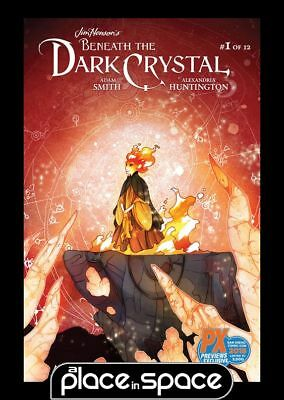Sdcc 2018 Jim Henson's Beneath The Dark Crystal #1 - San Diego Exclusive Variant