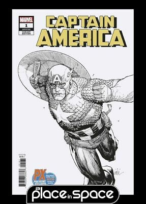 Sdcc 2018 Captain America, Vol. 9 #1 - San Diego Exclusive Variant (Wk30)