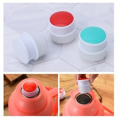 Food Grade Silicone Thermos Plug Stopper Cap Bottle Lid Replacement Kettle Parts