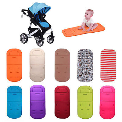 Universal Baby Stroller Seat Liner Infant Car Seat Cushion Sponge Padded Cushion