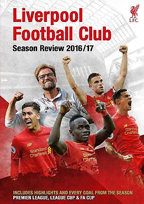 Liverpool Football Club End of Season Review 2016/17: DVD
