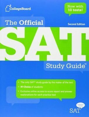 The Official SAT Study Guide (Official Study Guide for the New Sat),The College