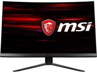 "MSI Optix MAG241C Black 23.6"" Curved Widescreen FHD 1080p 1ms Gaming Monitor"