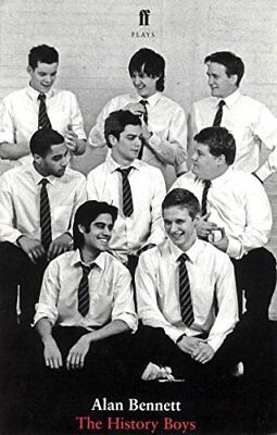 The History Boys by Bennett  New 9780571224647 Fast Free Shipping*.