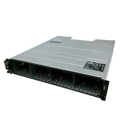 Dell Powervault MD1220 – 1x SAS 6gb/s Controller – 2x PSU – No Drive/Trays