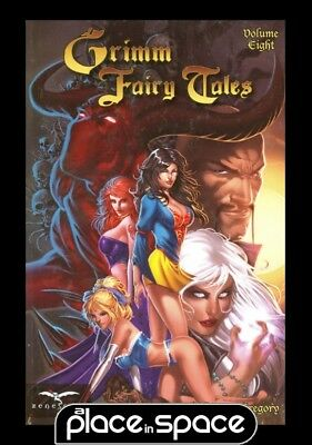 Grimm Fairy Tales Vol 08 - Softcover