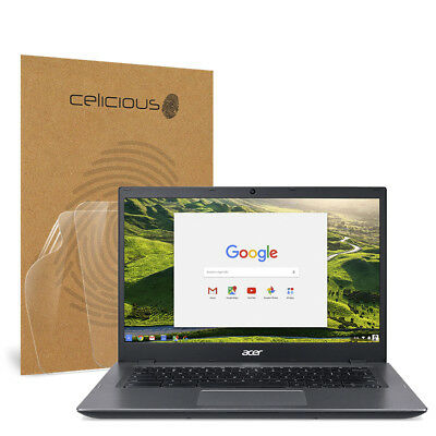 Celicious Vivid Acer Chromebook 14 CP5-471 Clear Screen Protector