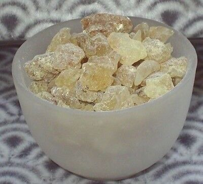 Copal Copal Resin in Pieces 100 G Young Amber Incense Apf