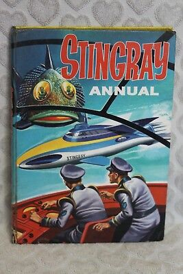 Stingray Annual Hardback 1965