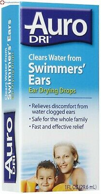 Auro Water Drying Aid-1 oz clears water from swimmers ears