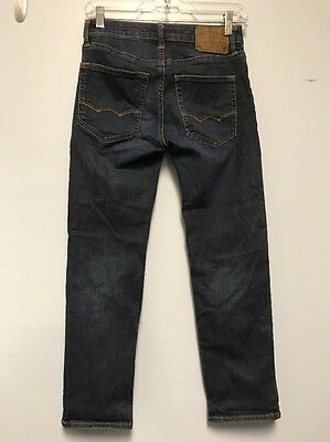 American Eagle Outfitters Jeans Extreme Flex Size 26 28 Slim Straight