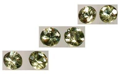 RARE 19thC Antique Siberian Demantoid Garnet Ancient Persia Royal Gem Roman Celt