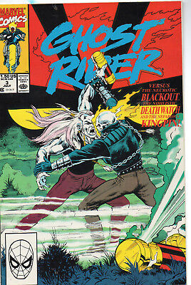Ghost Rider #3 (Jul 1990, Marvel) Fine/VF