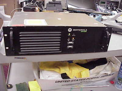 Motorola XPR8300 Mototrbo Repeater XPR 8300-VHF-136-174MHZ-TESTED