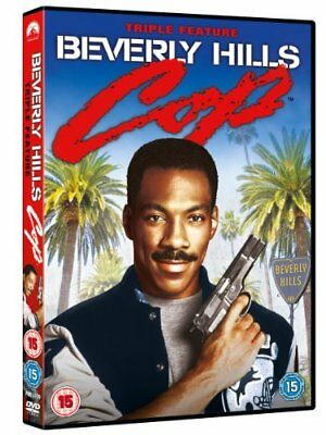 Beverly Hills Cop: Triple Feature [DVD], DVD, New, FREE & Fast Delivery