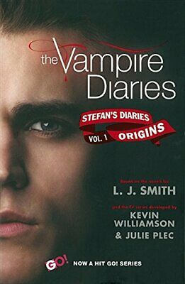 The Vampire Diaries: Stefan's Diaries #1: Origins: 1/6 by Smith, L J Book The