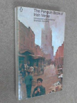 The Penguin Book of Irish Verse (Poets S.) Paperback Book The Fast Free Shipping