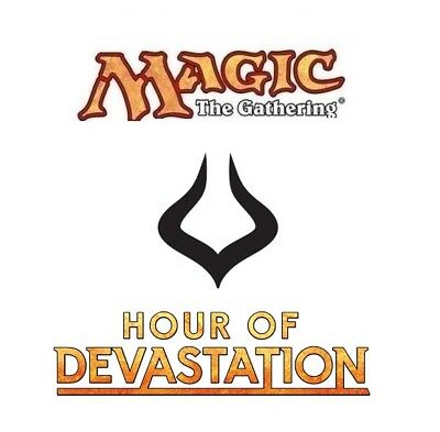 MTG - Magic The Gathering Single Cards - Hour of Devastation