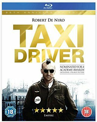 Taxi Driver [Blu-ray] [1976] [Region Free] -  CD DGVG The Fast Free Shipping