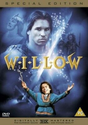 Willow: Special Edition [DVD] [1988] -  CD JPVG The Fast Free Shipping