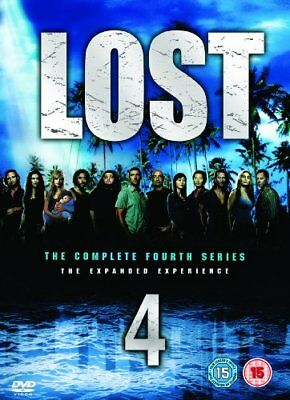 Lost - Season 4 [DVD] -  CD YIVG The Fast Free Shipping