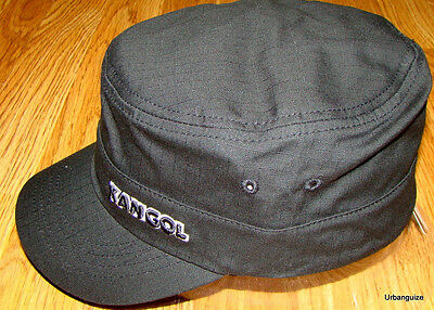 KANGOL RIPSTOP ARMY Cap K0533CO Cadet Military Baseball Hat Trucker ... 4c6b4fb882d8