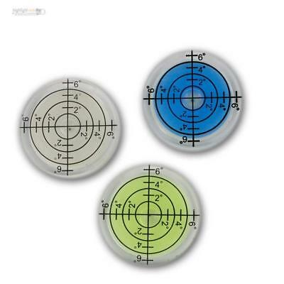 Circular Level 3 Pieces, Ø 32mm Dragon Fly round Precision Scale Libele Spirit