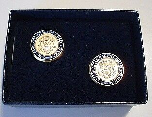 Vice President Dick Cheney Souvenir Presidential Cufflinks
