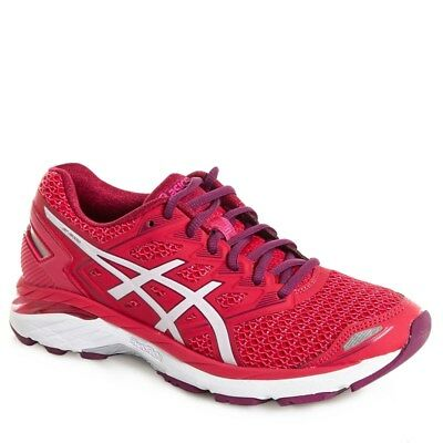 ASICS GT 3000 5 Womens Running Shoes Bright Rose Stability