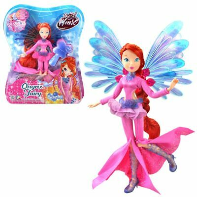 Bloom | Onyrix Fairy Puppe | Winx Club | World of Winx | Magisches Gewand