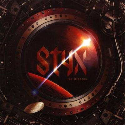 Styx - The Mission Used - Very Good Cd