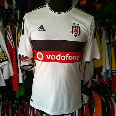 Besiktas 2014 Home Football Shirt Adidas Jersey Size Adult S