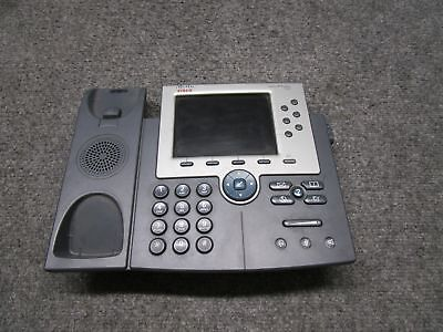 Cisco CP-7965G 6-Line Unified VoIP IP Phone *Tested*