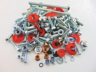 Tony Kart OTK Complete Nut Bolt & Washer Set Alonso Kosmic Exprit Kart Parts UK