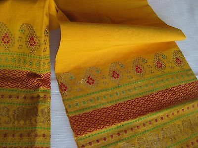 India, Pashmina Scarf or Shawl, 83 x 35 inches, Hand Woven